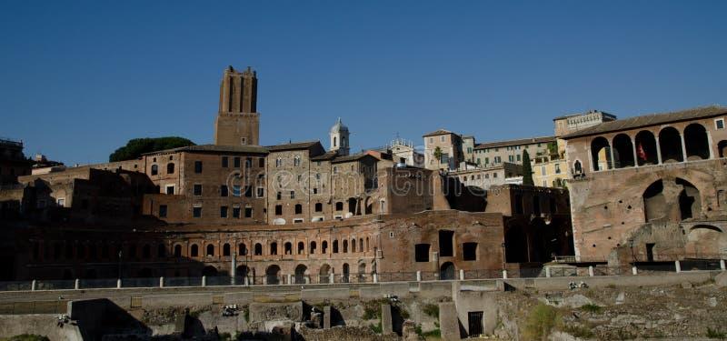 Forum w Rzym, Włochy fotografia stock