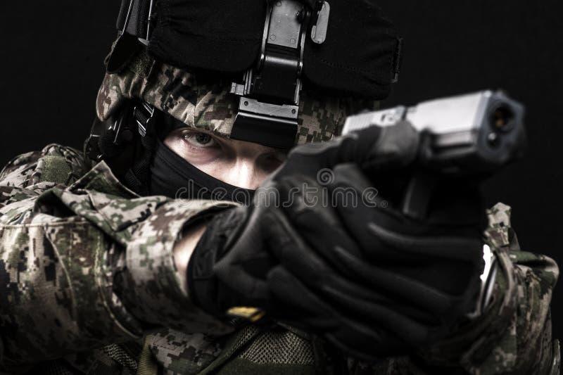 Forze armate russe fotografie stock