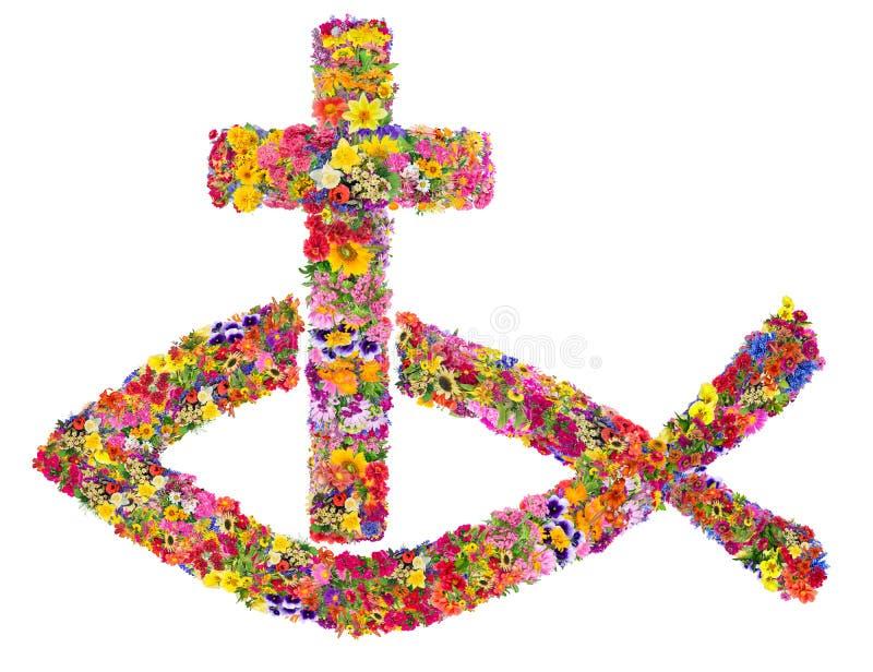 Fosh και διαγώνιο όνομα του Ιησούς Χριστού στοκ εικόνες με δικαίωμα ελεύθερης χρήσης