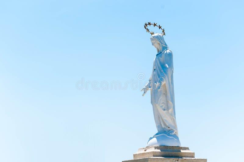 Fostra Mary royaltyfria foton