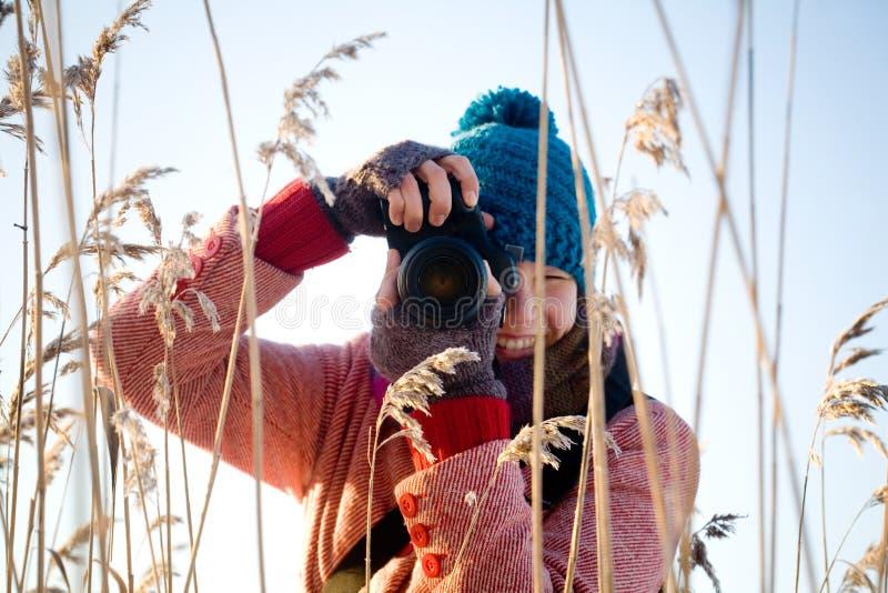 Fotógrafo foto de stock