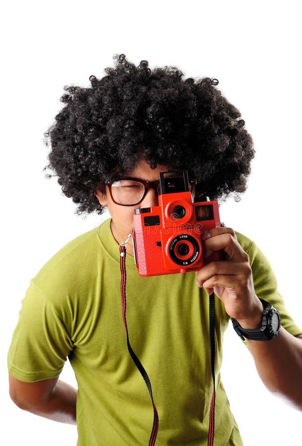 Fotógrafo fotografia de stock