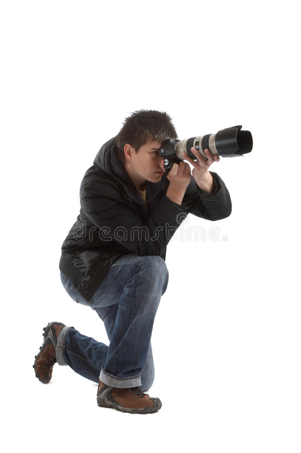 Fotógrafo fotos de stock royalty free