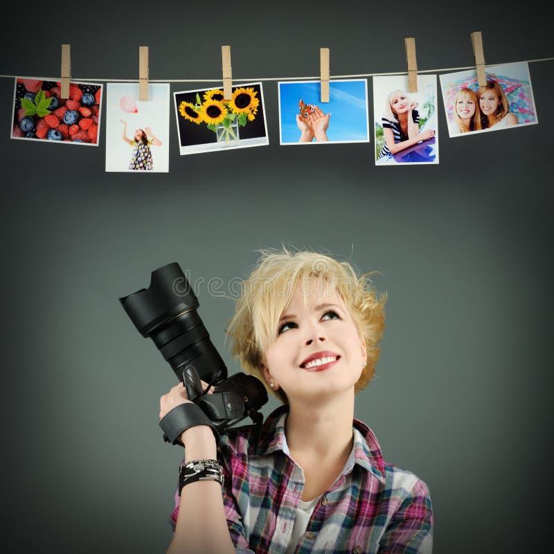 Fotógrafo imagen de archivo libre de regalías