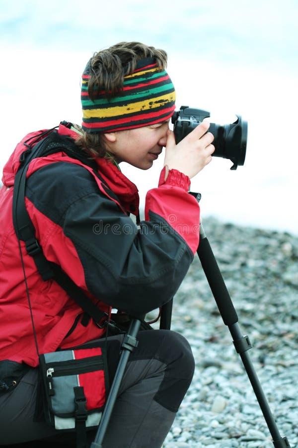 Fotógrafo fotografia de stock royalty free