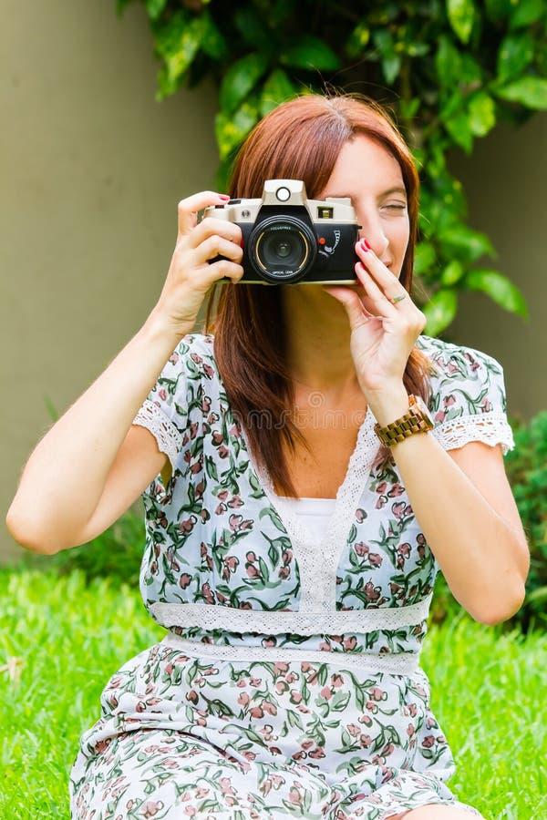 Fotógrafo foto de archivo