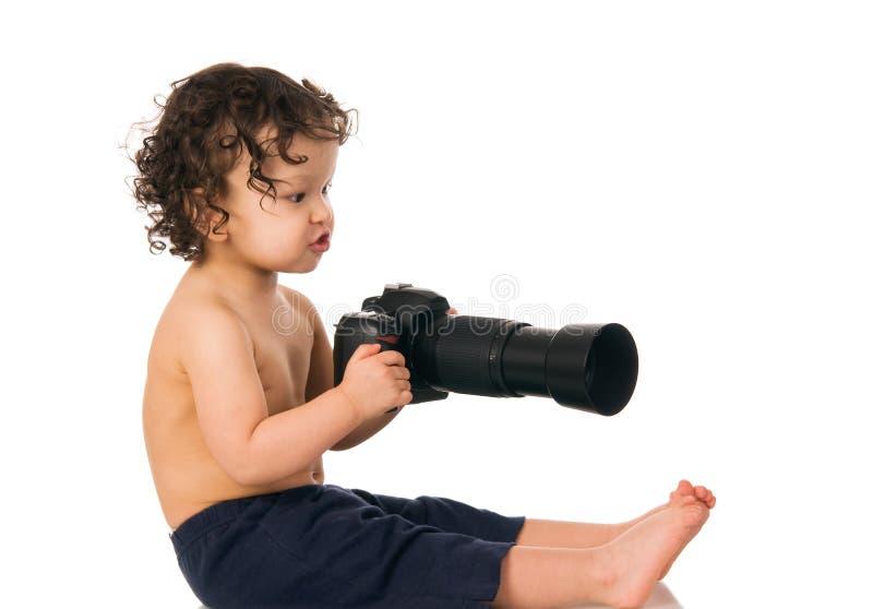 Fotógrafo. foto de stock royalty free