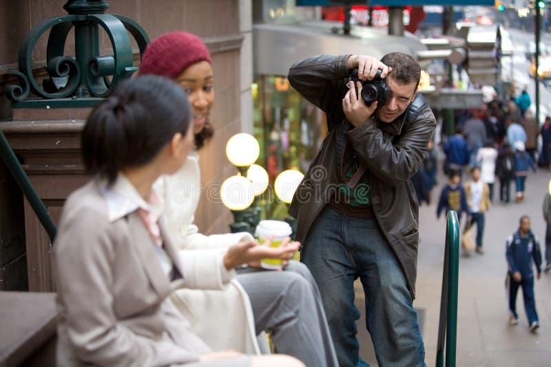 Fotógrafo comercial foto de archivo libre de regalías