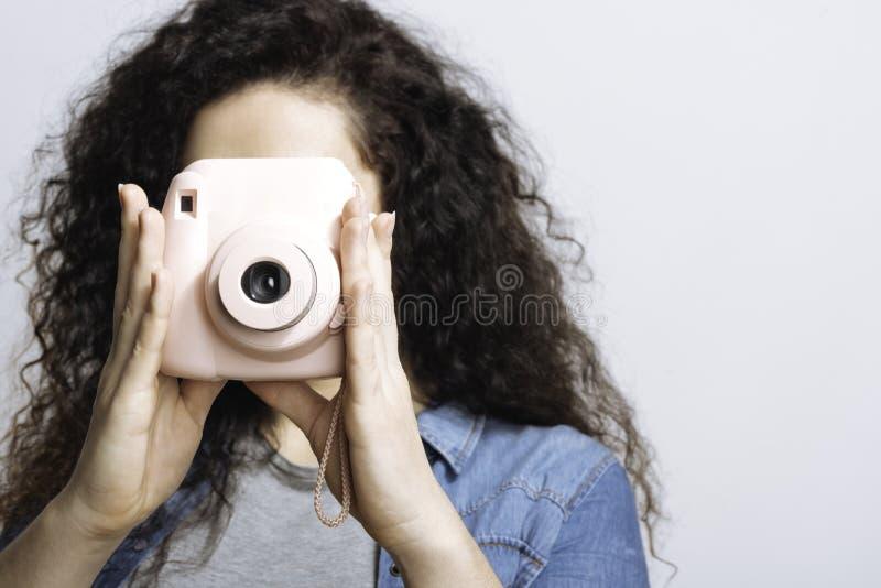 Fotógrafo que vai dentro para fotos fotografia de stock royalty free