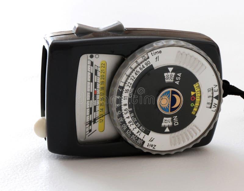Fotómetro fotografía de archivo libre de regalías