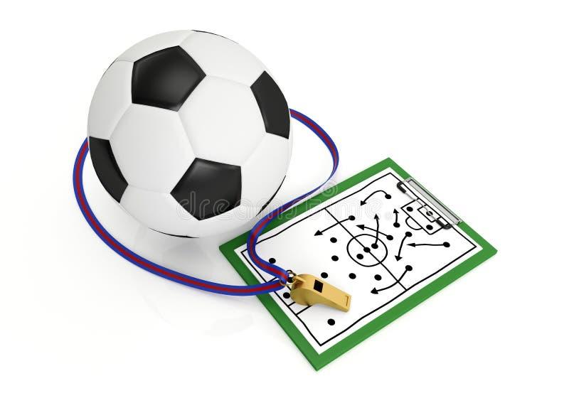 Fotbal_europe arkivfoton