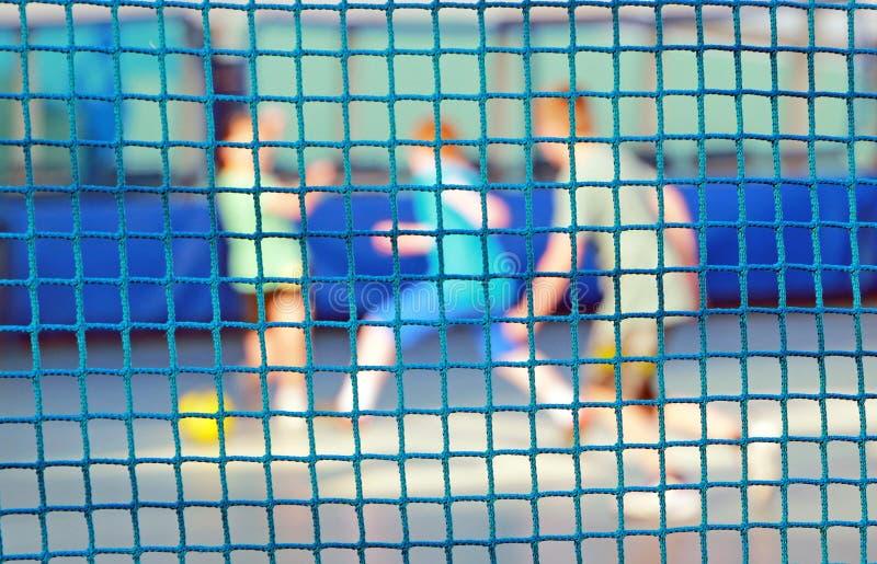 Download Fotbollövning arkivfoto. Bild av barn, flicka, gyckel - 27275992