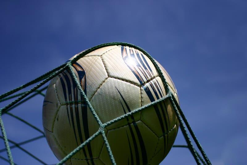 Fotboll #2 royaltyfri bild