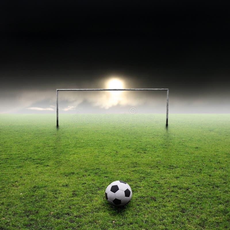 fotboll 2 arkivfoto