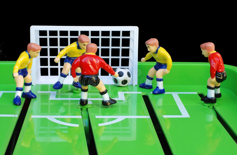 fotboll 4 royaltyfri fotografi
