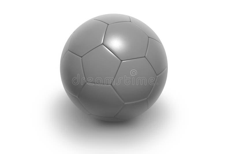 fotboll ball8 royaltyfri illustrationer