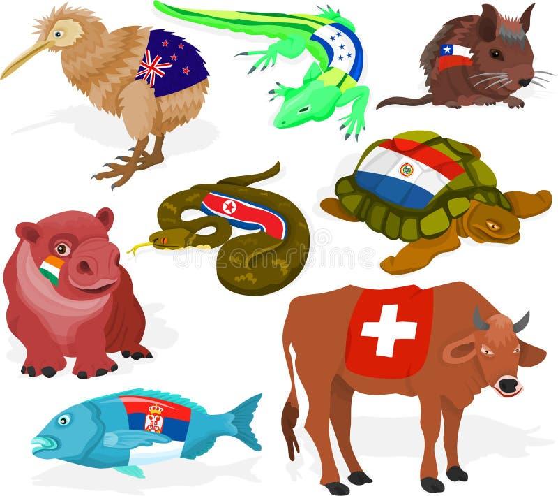 fotboll för 04 ventilatorer royaltyfri illustrationer