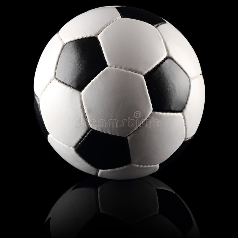 fotboll för 2 boll royaltyfria foton