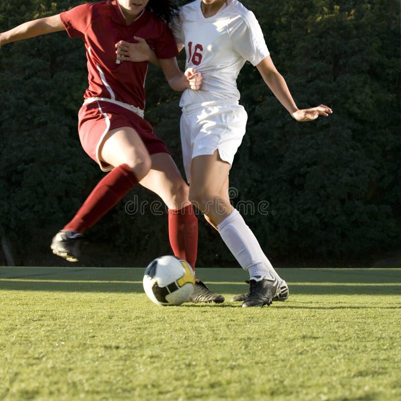 fotboll för bollfot arkivfoton
