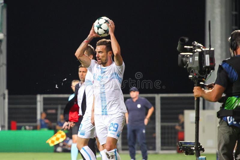 Fotboll - liga för UEFA-mästare fotografering för bildbyråer