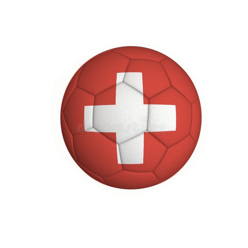 fotboll switzerland royaltyfri foto