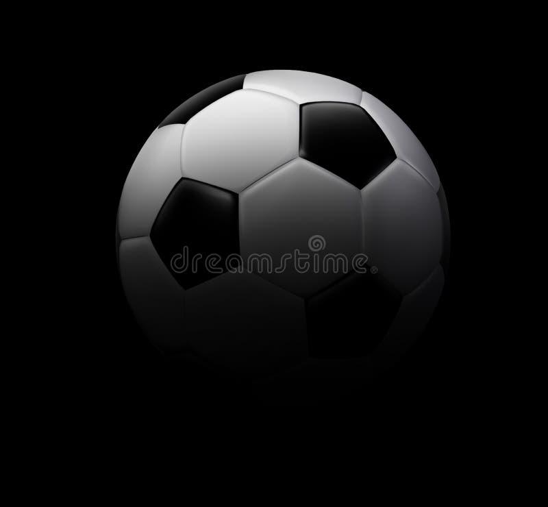 fotbollfotboll stock illustrationer