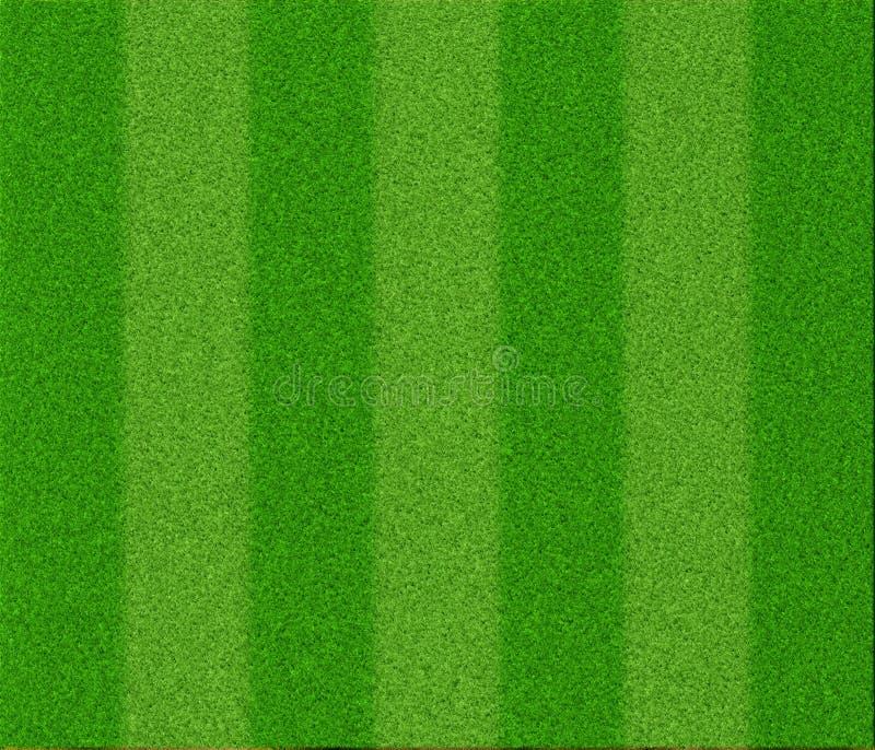 Fotbollgrästextur royaltyfri illustrationer