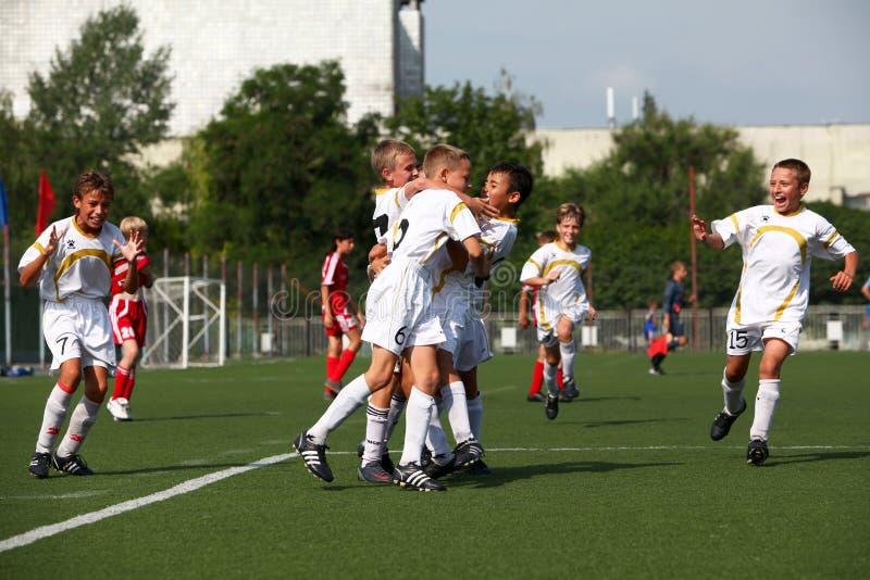 fotbollsspelare royaltyfria bilder