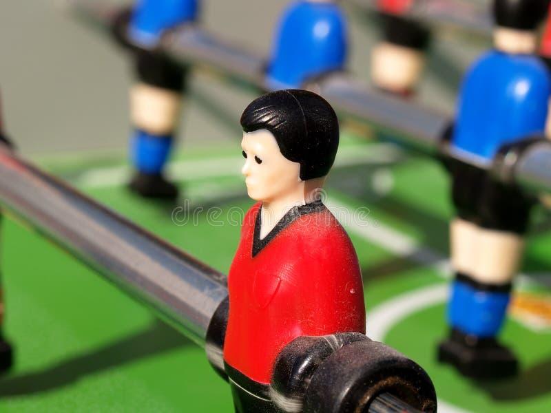 fotbolltabell royaltyfri fotografi