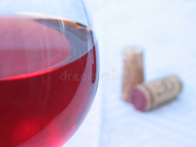 Foto 1 do vinho fotografia de stock royalty free