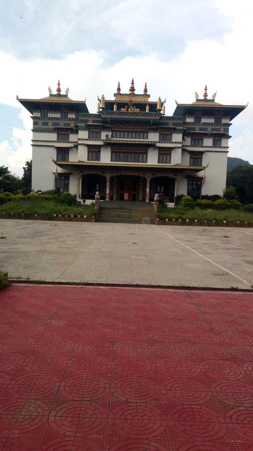 Foto av templet royaltyfria foton