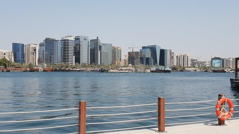 foto 360 bij de Wandelgalerij van Doubai royalty-vrije stock afbeelding