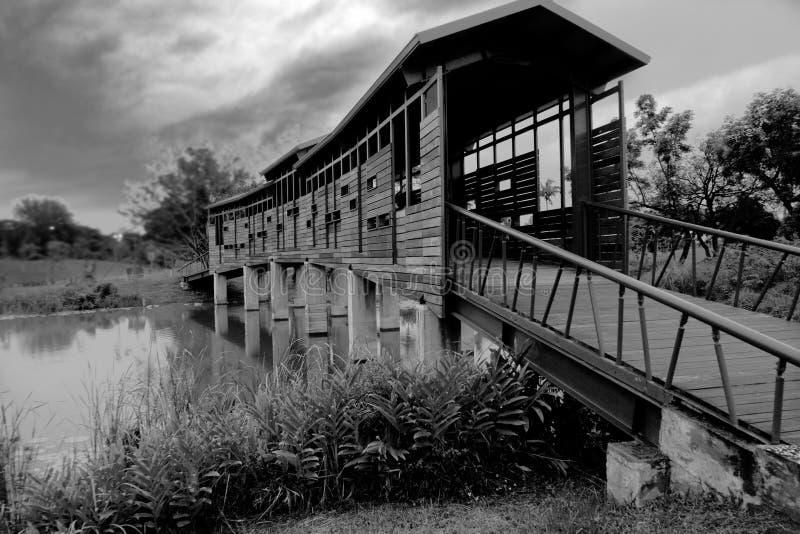 Foto blanco y negro fotos de archivo