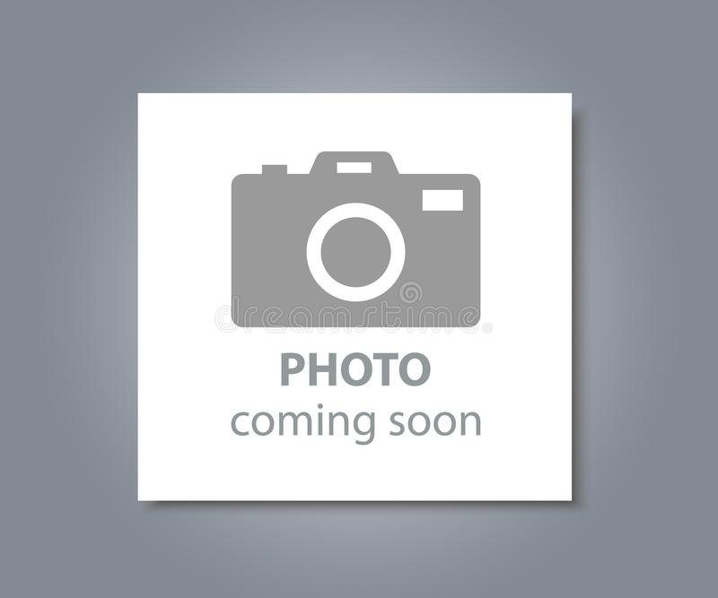 Foto che viene presto illustrazione di stock