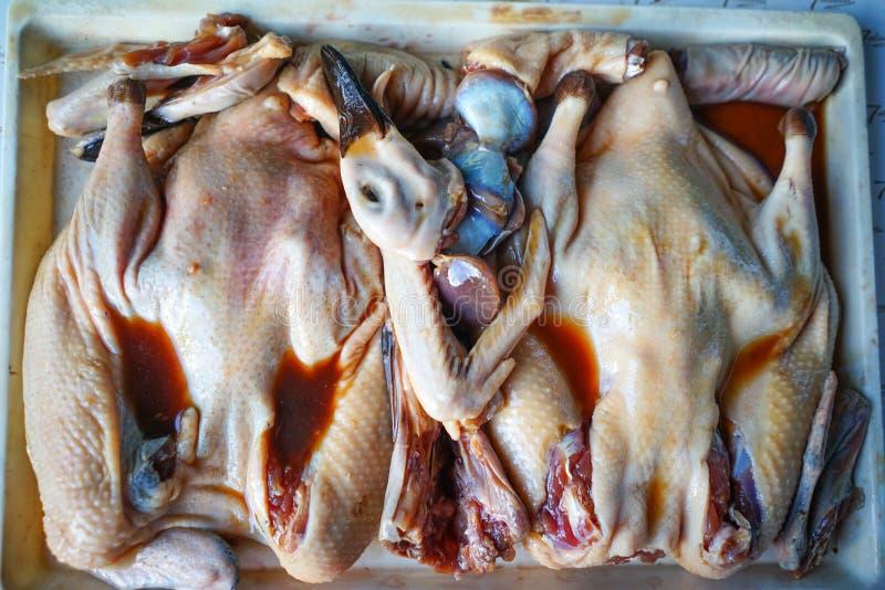 Foto común - comida del pato fresca imagen de archivo libre de regalías