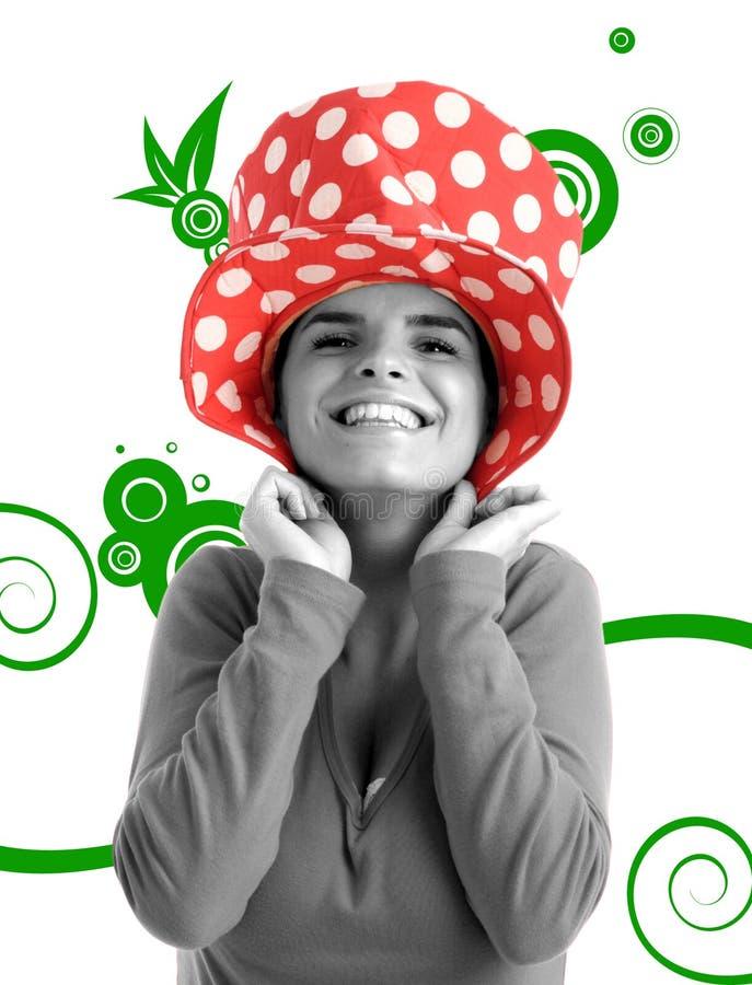 Foto Común De Una Mujer Bonita Joven Imagen de archivo
