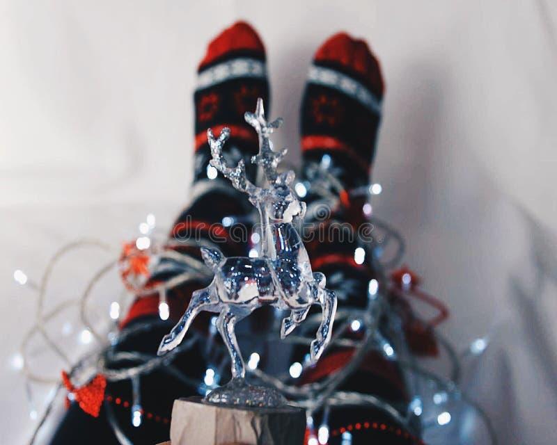 Foto de la Navidad imagen de archivo