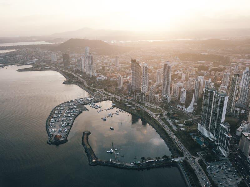 Foto de la parte 22 de ciudad de Panamá fotos de archivo libres de regalías