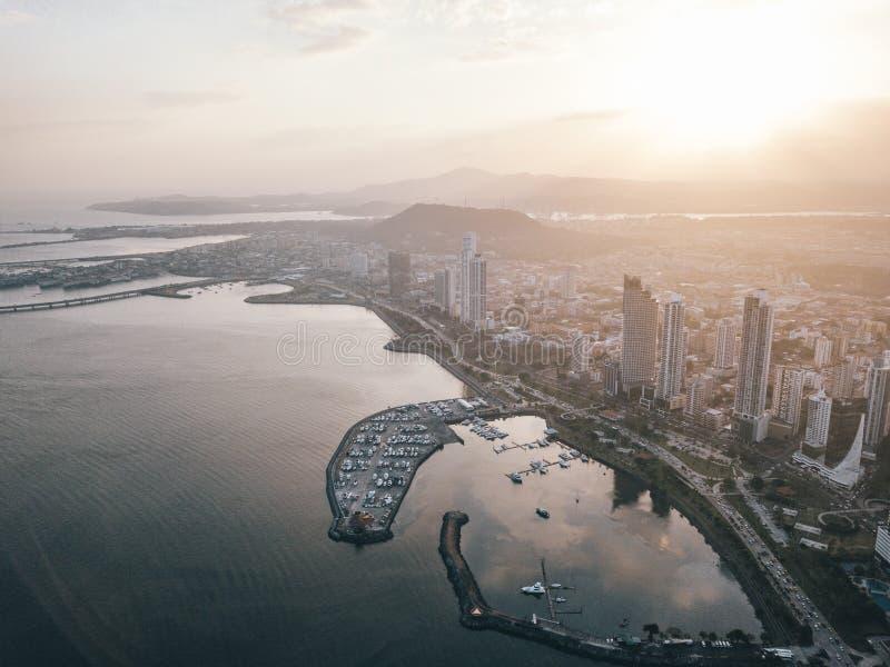 Foto de la parte 19 de ciudad de Panamá imagen de archivo libre de regalías
