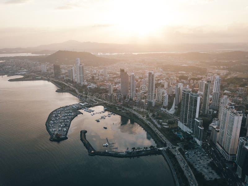 Foto de la parte 13 de ciudad de Panamá imagen de archivo