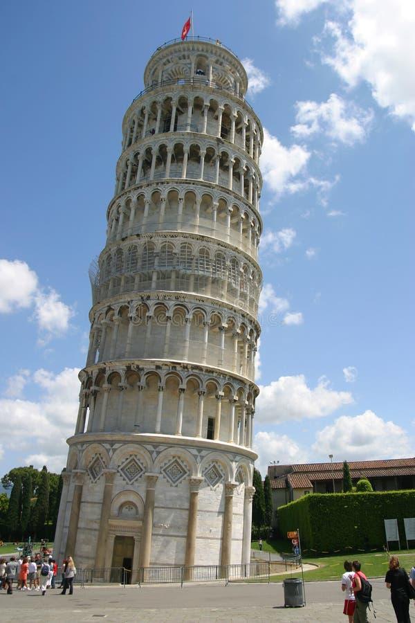 foto de Foto De La Torre Inclinada De Pisa Imagen de archivo Imagen de viajeros famoso: 2851761