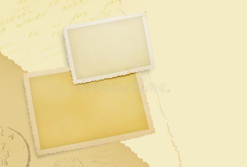 Foto de la vendimia imagenes de archivo