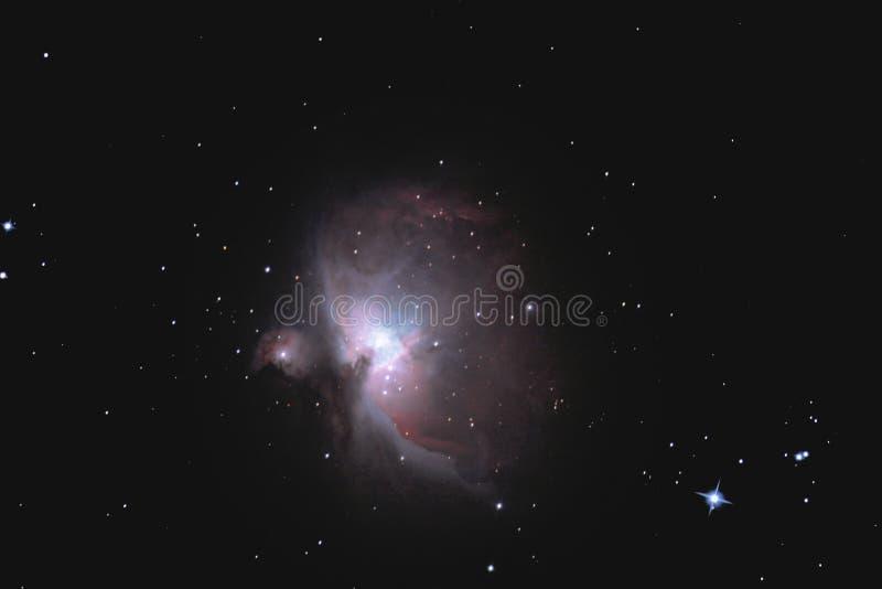 Foto de NGC-1976 Orion Nebula foto de stock