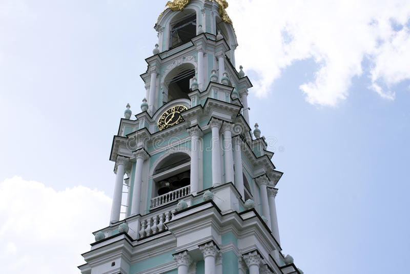 Foto de Sergiev Posad imagem de stock royalty free