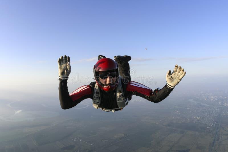 Foto de Skydiving. imagen de archivo