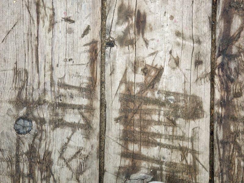 Foto de una superficie de madera para el fondo imagenes de archivo