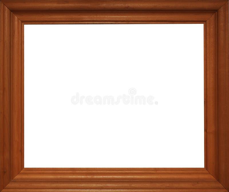 Foto del bastidor de madera para un cuadro fotos de archivo libres de regalías