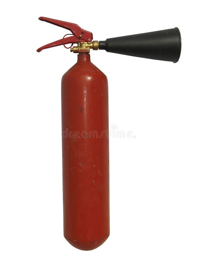 Foto del extintor imagen de archivo libre de regalías