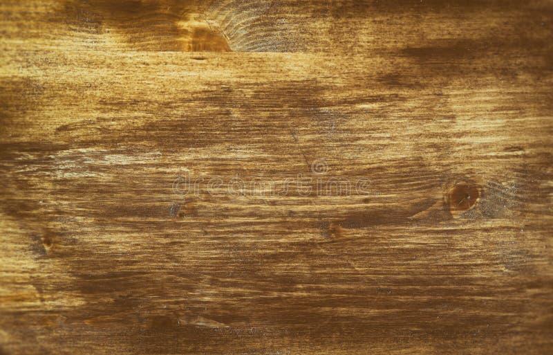 Foto del fondo del tablero de madera con el filtro descolorado del efecto imagen de archivo libre de regalías