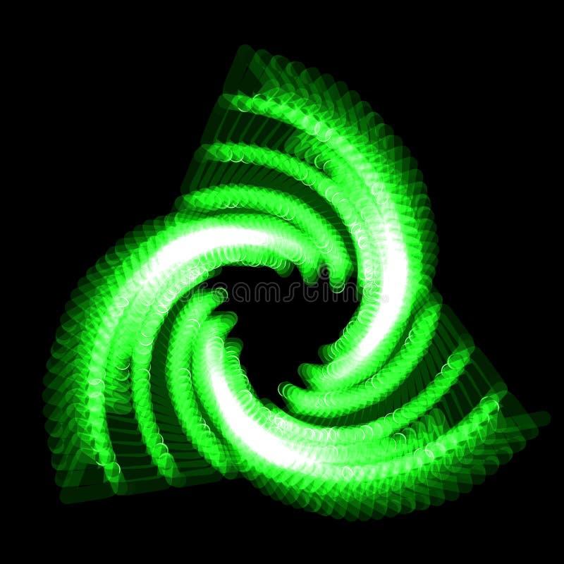 Foto del pendolo dello spirograph del fiore fotografia stock libera da diritti